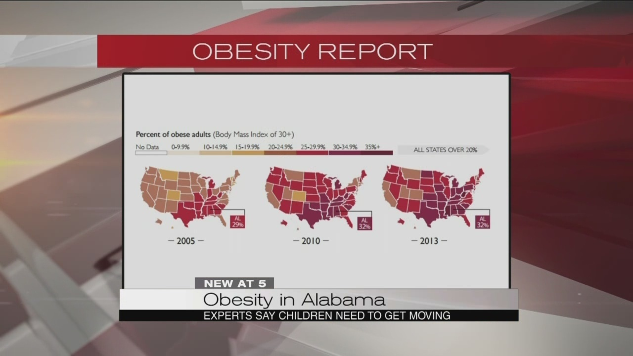 Alabama military leaders call obesity a national security issue