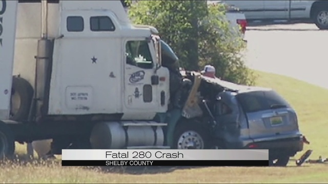 Woman killed in Highway 280 wreck identified