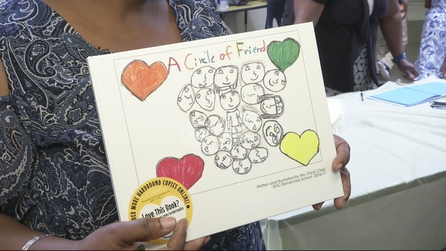1st Grade Class At Epic Elementary Publishes Book About Their Circle