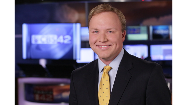Birmingham Native Jack Royer Named Co Anchor At Cbs 42 News