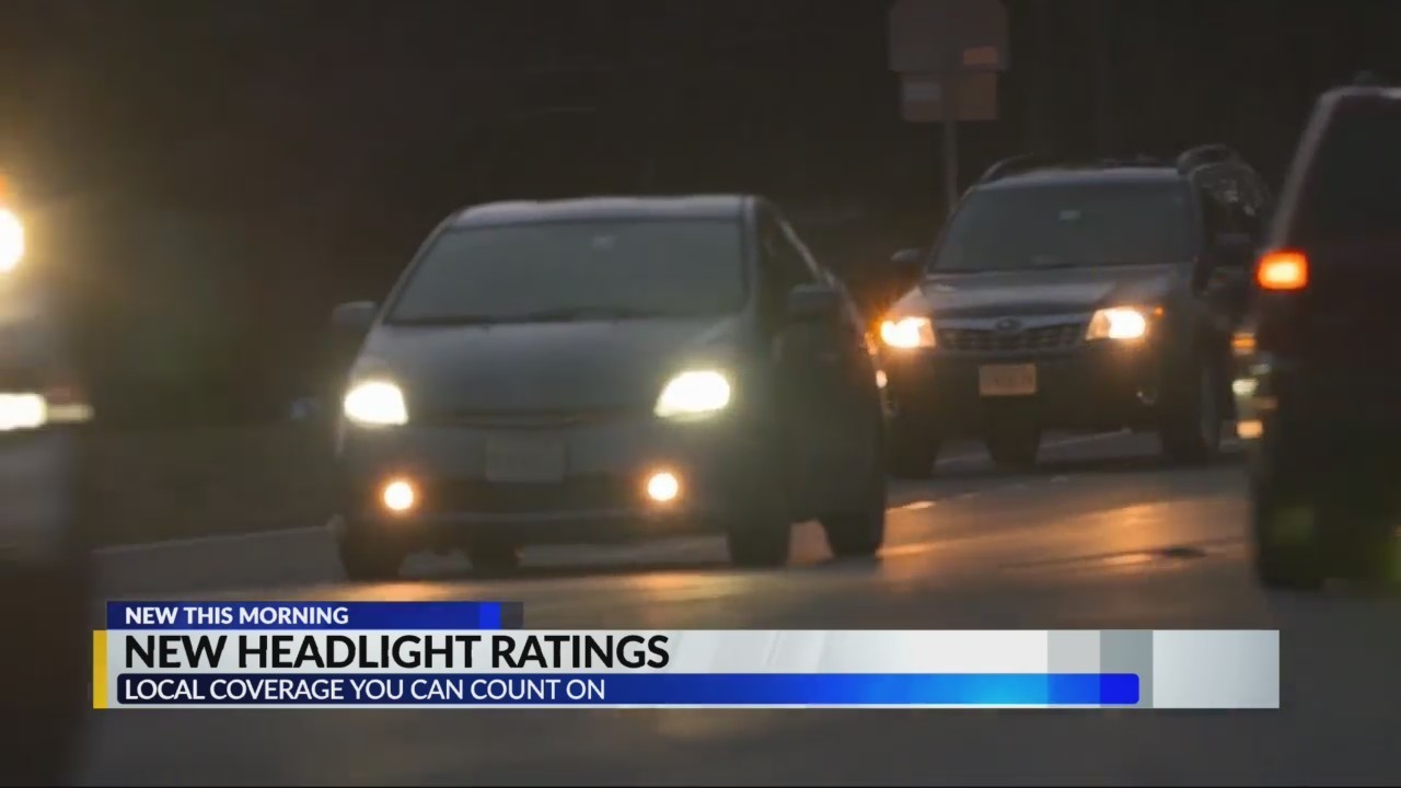 Report Suggests A Brighter Future For Car Headlights
