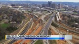 Construction for I-59/20 began, drivers watch for new detours