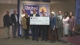 United Way of Central Alabama awards $5,000 grant to benefit veterans