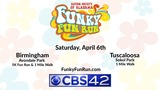 CBS 42 is a proud sponsor of the Autism Society of Alabama's Funky Fun Run 5K!