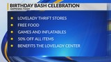 MAJOR SALE: Lovelady Thrift celebrates its birthday with 50% off everything Saturday