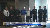 Homewood Fire and Rescue honored by City Council for pastor rescue
