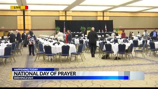 National Day of Prayer 2019 Events