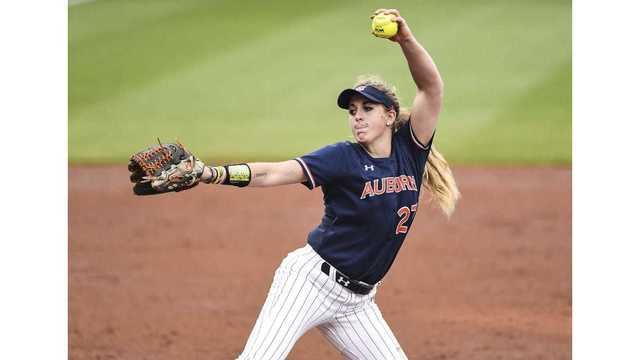 Tigers bow out of SEC Softball Tournament in semifinals